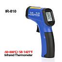 billiga Temperaturinstrument-ir-810 -50330 digital infraröd r icke-kontakt mini handhållen elektronisk utomhus lasertermometer