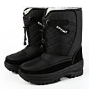 ราคาถูก รองเท้าสโนว์บูตปีนเขา-สำหรับผู้ชาย รองเท้าบู้ทใส่สำหรับหิมะ Winter Boots ผ้า กีฬาหิมะ กีฬาฤดูหนาว กันลม Warm ป้องกันการลื่นล้ม ฤดูหนาว