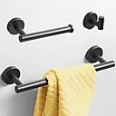 billige Smartklokker-baderomsutstyr sett kreative moderne rustfritt stål 3stk - bad / hotellbadvegg montert