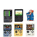 baratos Consoles de Videogames-A6(FC arcade) Consola de jogos Construídas em 1 pcs Jogos 3 polegada polegada Portátil