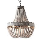 Χαμηλού Κόστους Σχέδιο στυλ κεριών-κερί στυλ vintage ξύλινο πολυέλαιος λαμπτήρα λαμπτήρα για το καθιστικό κρεβάτι τραπεζαρία καφετέριες hallyway φως διαδρόμου 3 pc e26 / e27 βολβός δεν περιλαμβάνονται