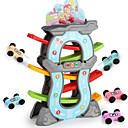 povoljno Mramorni setovi staze-Poligoni za pikule Mramorna vožnja Ramp Racer Parna Lokomotiva Kreativan Interakcija roditelja i djece Mekana plastika Dječji Sve Igračke za kućne ljubimce Poklon 1 pcs