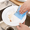 ราคาถูก อุปกรณ์ทำความสะอาดห้องครัว-1 ชิ้นซักผ้าจานผ้าขนหนูสิ่งแวดล้อมทิ้งเมจิกทำความสะอาดห้องครัวผ้าเครื่องมือไม่ติดผ้าขนหนูกระเป๋าน้ำมันเช็ดยาจก