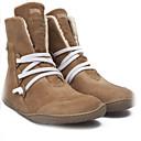ราคาถูก รองเท้าบูตผู้หญิง-สำหรับผู้หญิง บูท รองเท้าสบาย ๆ ส้นแบน ปลายกลม หนังนิ่ม รองเท้าบู้ทหุ้มข้อ ฤดูใบไม้ร่วง & ฤดูหนาว สีดำ / สีน้ำตาล / สีเทา