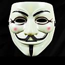 billiga Masker-Halloweenmaskar Plast Skräcktema Vuxna