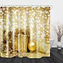 olcso Zuhanyfüggönyök-Shower Curtains & Hooks Modern Poliészter Új design