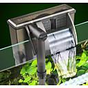billiga Tillbehör till fiskar och akvarium-Akvarium Akvarium Filter Dammsugare Ljudlös Plast 1 st 220-240 V