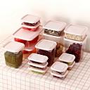 baratos Frascos e Caixas-Alta qualidade com Plásticos Prateleiras e Suportes Para utensílios de cozinha Cozinha Armazenamento 1 pcs