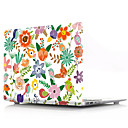 ราคาถูก อุปกรณ์เสริมสำหรับ Mac-เปลือกแข็งสำหรับกรณี macbook pro air retina 11/12/13/15 (a1278-a1989) ดอกไม้พีวีซี