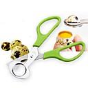 Χαμηλού Κόστους Σκεύη και γκάτζετ κουζίνας-1pcs περιστέρι ορτυκιού αυγό ψαλίδι κόπτη ανοιχτήρι αυγό φέτες κουζίνα νοικοκυριό εργαλείο clipper αξεσουάρ gadgets ευκολία