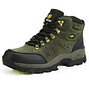 ราคาถูก รองเท้าและอุปกรณ์เสริม-สำหรับผู้ชาย รองเท้าเดินป่า รองเท้าบูท กันน้ำ ระบายอากาศ ป้องกันการลื่นล้ม ความต้านทานการสึกหรอ สูงสูงสุด หัวเข็มขัดเหล็กลื่น การออกแบบรูปแบบ Outsole วิ่ง การล่าสัตว์ การตกปลา / การเดินเขา / ปลายกลม