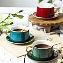 billige Krus & Kopper-Drikkeglas Nyhet Drikkeredskaper Porselen Bærbar Fritid / hverdag