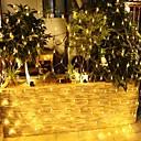 olcso LED szalagfények-2 * 3 m vezetett halászháló alakú kreatív szalagvezető fény dekoráció 8 mód 220v eu dugó kültéri vízálló