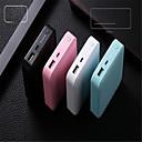 olcso Teljesítmény bankok-10000mah mini köbméter teljesítményű bank külső akkumulátor powerbank hordozható telefon töltő 2sb poverbank xiaomi iphone samsung huawei