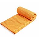 billiga Hundskålar ochutfodrare-Yogafilt Yogahandduk anti slip Ultra Lätt (UL) superfin fiber Polyster för Yoga Vardagsanvändning Land 183*65 cm Mörkgrå Forest Grön Purpur