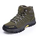 Χαμηλού Κόστους Αντρικά Αθλητικά Παπούτσια-Ανδρικά Παπούτσια άνεσης PU Χειμώνας Αθλητικό Αθλητικά Παπούτσια Πεζοπορία Μη ολίσθηση Μαύρο / Πράσινο Χακί / Γκρίζο