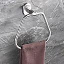 billige Håndklestenger-Håndklestang Nytt Design / Kul Moderne Rustfritt Stål 1pc håndkle ring Vægmonteret