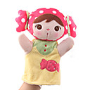 ราคาถูก หุ่นกระบอก-Finger Puppet Puppets Hand Puppet น่ารัก สัตว์ต่างๆ Duck Plush Cartoon สำหรับเด็ก Toy ของขวัญ