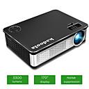 billige Projektorer-kadoola z720 hjemmekino-projektor 1280x720p 3800 lm led lcd proyector støtte 1080p hd video hjemmeunderholdning kino video ny HDMI USB video Beamer