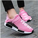 baratos Sapatos Esportivos Femininos-Mulheres Tênis Sem Salto Ponta Redonda Couro Ecológico Outono & inverno Preto / Branco / Amarelo