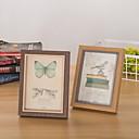 billige Ekspansjonskort-moderne moderne harpiks skinnende bilderammer, 1 stk
