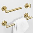 Χαμηλού Κόστους Σετ αξεσουάρ μπάνιου-αξεσουάρ μπάνιου που δημιουργούν μοντέρνο ανοξείδωτο ατσάλι 3τμ - μπάνιο / ξενοδοχείο τοίχου μπανιέρα
