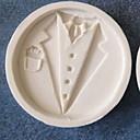 Χαμηλού Κόστους Εργαλεία ψησίματος και ζαχαροπλαστικής-1pc Σιλικόνη για κέικ Καλούπια τούρτας Εργαλεία ψησίματος