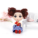 ราคาถูก Dolls-ตุ๊กตาตุ๊กตา เครื่องแต่งกาย Cartoon น่ารัก Child Safe Non Toxic สนุก เด็ก ทุกเพศ Toy ของขวัญ