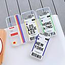 billige iPhone-etuier-Etui Til Apple iPhone 11 / iPhone 11 Pro / iPhone 11 Pro Max Støtsikker Bakdeksel Gjennomsiktig / Tegneserie TPU