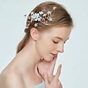 povoljno Party pokrivala za glavu-Legura Headpiece s Cvijet 1 komad Vjenčanje / Rođendan Glava