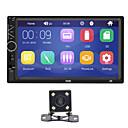 Χαμηλού Κόστους Συσκευές αναπαραγωγής DVD αυτοκινήτου-swm a6 + 4-θυνη φωτογραφική μηχανή 7 ιντσών 2 από windows κινητά τηλέφωνα mp5 player αυτοκινήτου multimedia player οθόνη αφής / ενσωματωμένο bluetooth / sd / usb υποστήριξη rca / hdmi / vga mpeg / mpg