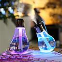 billige Vifte-400 ml ledelampe luft ultralyd luftfukter essensiell oljediffusor forstøver luftfrisker tåkeprodusent med led nattpære