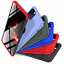 billige Trådløse ladere-Etui Til Apple iPhone 11 / iPhone 11 Pro / iPhone 11 Pro Max Ultratynn Bakdeksel Ensfarget TPU