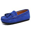 ราคาถูก รองเท้าหนังเด็ก-เด็กผู้ชาย แตะ / รองเท้าสาวดอกไม้ หนัง รองเท้าส้นเตี้ยทำมาจากหนังและรองเท้าสวมแบบไม่มีเชือก เด็กวัยหัดเดิน (9m-4ys) / เด็กน้อย (4-7ys) สีดำ / ส้ม / สีเขียว ฤดูใบไม้ผลิ / ตก