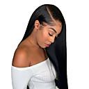 Χαμηλού Κόστους Περούκες από Ανθρώπινη Τρίχα-Φυσικά μαλλιά 13x6 Κούμπωμα Περούκα στυλ Βραζιλιάνικη Φυσικό ευθεία Φυσικό Περούκα 150% Πυκνότητα μαλλιών Ομαλό Γυναικεία Η καλύτερη ποιότητα Hot Πώληση Άνετο Γυναικεία Μεσαίου Μήκους