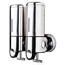 Χαμηλού Κόστους Soap Dispensers-Ντισπένσερ για σαπούνι Νεό Σχέδιο / Απίθανο Μοντέρνα Ανοξείδωτο Ατσάλι 1pc Επιτοίχιες