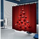 ราคาถูก ผ้าม่านกั้นในห้องน้ำ-Shower Curtains & Hooks ที่ทันสมัย เส้นใยสังเคราะห์ ดีไซน์มาใหม่