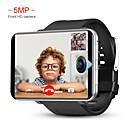 billige Smartklokker-lemt 4g smartklokke android 7.1 3gb32gb 2.86 tommers skjerm støtte sim kort gps wifi 2700mah stort batteri smartwatch menn kvinner