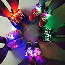 Χαμηλού Κόστους Φωτίστε τα παιχνίδια-Φωτισμός LED Μόδα Sport & Outdoor Πλαστικό Περίβλημα Εφηβικό Όλα Παιχνίδια Δώρο 2 pcs
