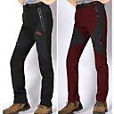 ราคาถูก กางเกงปีนเขาและกางเกงขาสั้น-สำหรับผู้หญิง Hiking Pants Softshell Pants กลางแจ้ง รักษาให้อุ่น กันน้ำ กันลม ระบายอากาศ ฤดูหนาว ซอฟท์เซล กางเกง ด้านล่าง แคมป์ปิ้ง & การปีนเขา การล่าสัตว์ การปีนหน้าผา สีดำ แดงดำ สีม่วง M L XL XXL