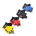 Χαμηλού Κόστους TV Box-QEPAE Γάντια ποδηλασίας Anti Shark Φοριέται Αντιολισθητικά Χωρίς Δάχτυλα Γάντια για Δραστηριότητες/ Αθλήματα Μαύρο Κίτρινο Κόκκινο για Ενηλίκων Ποδηλασία Δρόμου Υπαίθρια Άσκηση Πολυάθλημα