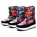 Χαμηλού Κόστους Παιδικές μπότες-Αγορίστικα Μπότες Χιονιού Σουέτ Μπότες Τα μικρά παιδιά (4-7ys) / Μεγάλα παιδιά (7 ετών +) Αγκράφα / Λουλούδι Μαύρο / Βυσσινί / Μπλε Φθινόπωρο / Χειμώνας / Μπότες στη Μέση της Γάμπας