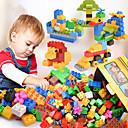 povoljno Mramorni setovi staze-Kocke za slaganje Izgradnja mramorne trke Poligoni za pikule STEAM igračka Kreativan Interakcija roditelja i djece Dječji Uniseks Dječaci Djevojčice Igračke za kućne ljubimce Poklon 104 pcs