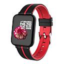 billige Smartklokker-b57a fargeskjerm mote sports Bluetooth smart armbånd / hjertefrekvens og blodtrykk helseovervåking / trinntelling / kjørelengde / ip67 livstett / kreativ gave