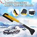 olcso Tisztítószerek-car eva hólapát többfunkciós hólapát hosszú rúd jégseprő eszköz hótisztító kefe téli autós kiegészítőkhöz