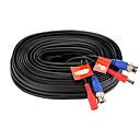 billiga Säkerhetstillbehör-zosi 10m kablar bnc video och kraft 12v DC integrerad kabel för cctv-säkerhetssystem