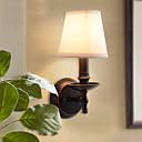 Χαμηλού Κόστους Απλίκες Τοίχου-Παραδοσιακό / Κλασικό Λαμπτήρες τοίχου Μέταλλο Wall Light 220 V / 110V 40 W / E12 / E14