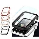 povoljno Slučaj Smartwatch-za metalno kućište satnog jabuka sa staklenom membranom od kaljenog zaslona