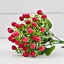billige Kunstig Blomst-simulering blomst milan knopp bryllup bukett bukett hjem dekorasjon