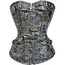 ราคาถูก ชุดชั้นใน-ปกติ POLY เสื้อลัดลำตัวสตรี Sexy รูปเรขาคณิต Party / Evening Printing กล่องใส่อุปกรณ์